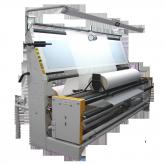 máquina revisar medir acondicionar tecidos