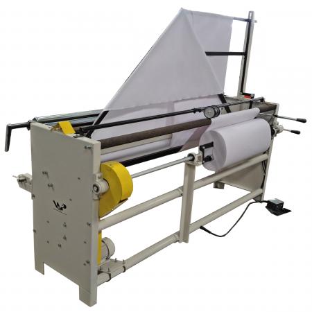 Máquina para enfestar tecidos planos - Modelo EA