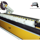 Máquina corte tecidos