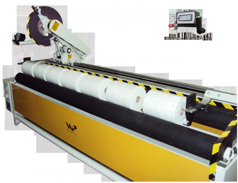 137f6f469 Máquina para corte de tecidos - Modelo AC-Y