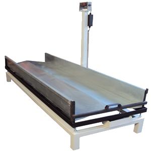 Módulo para pesagem de tecidos - Sistep 200B